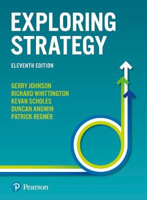 Exploring Strategy - Gerry Johnson