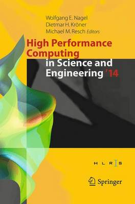 High Performance Computing in Science and Engineering '14 - Wolfgang E. Nagel