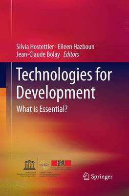 Technologies for Development - Silvia Hostettler