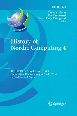 History of Nordic Computing 4 - Christian Gram