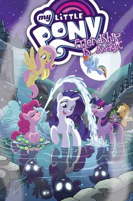 My Little Pony Friendship Is Magic Volume 11 - Thom Zahler