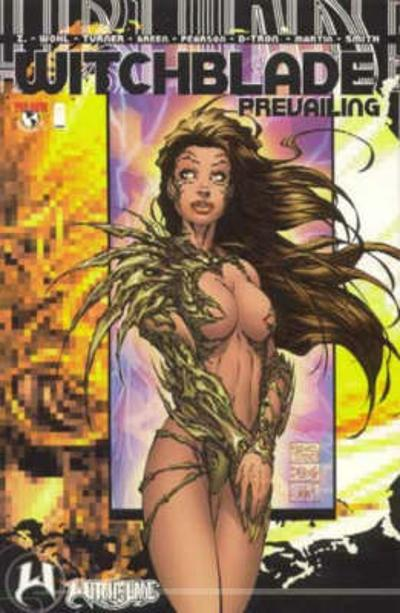 Witchblade - David Wohl