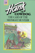 Case of the Midnight Rustler - John R. Erickson