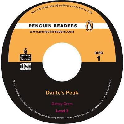 """Dante's Peak"" CD for Pack - Dewey Gram"
