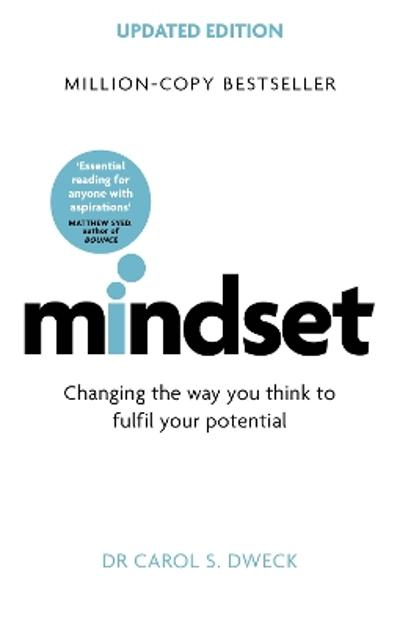 Mindset - Updated Edition - Dr Carol Dweck