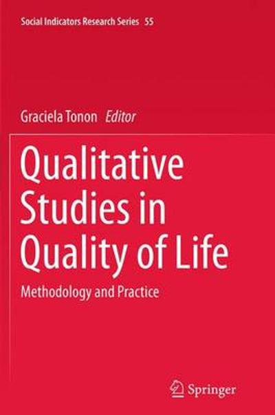 Qualitative Studies in Quality of Life - Graciela Tonon