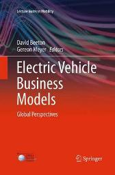 Electric Vehicle Business Models - David Beeton Gereon Meyer