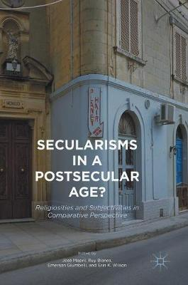 Secularisms in a Postsecular Age? - Jose Mapril