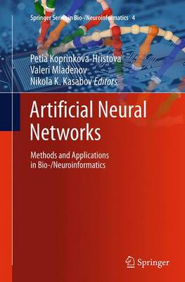 Artificial Neural Networks - Petia Koprinkova-Hristova