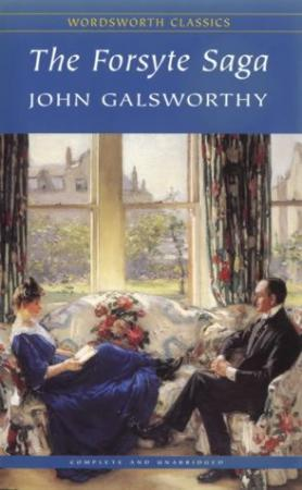 The Forsyte Saga - John, Galsworthy