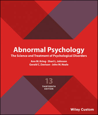 Abnormal Psychology - Ann M. Kring