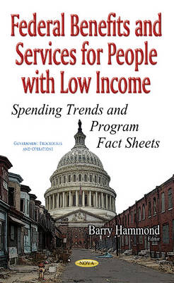 Federal Benefits & Services for People with Low Income - Barry Hammond
