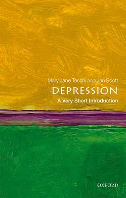 Depression: A Very Short Introduction - Mary Jane Tacchi