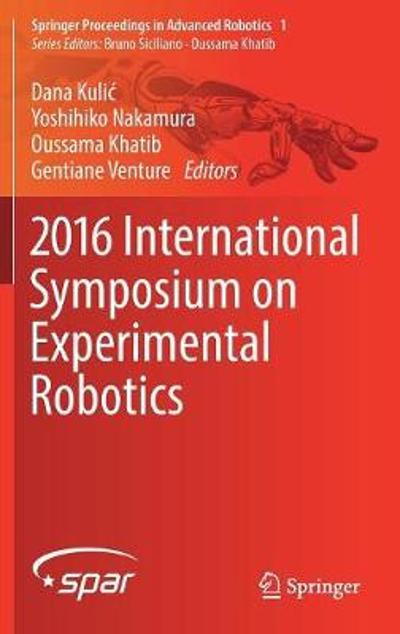 2016 International Symposium on Experimental Robotics - Yoshihiko Nakamura