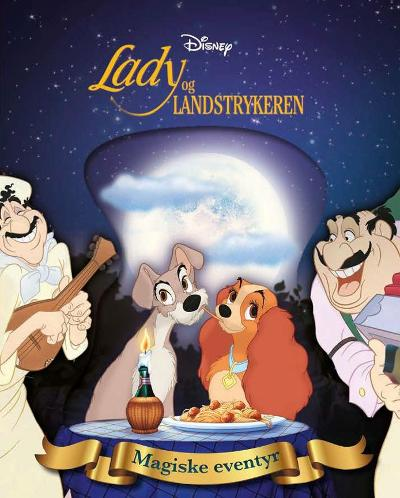 Lady og Landstrykeren - Disney Enterprises