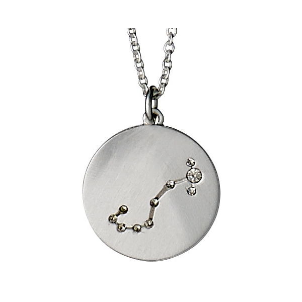Scorpio Horoscope Necklace - Pilgrim