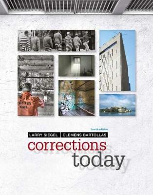 Corrections Today - Larry Siegel