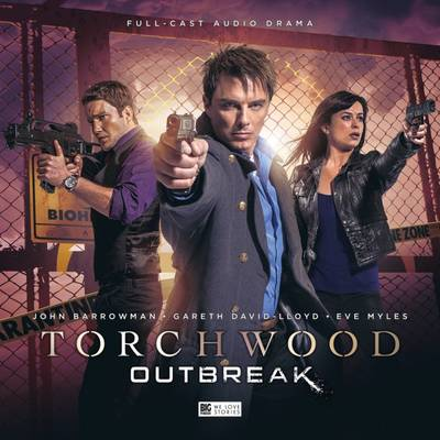 Torchwood - Outbreak - Guy Adams