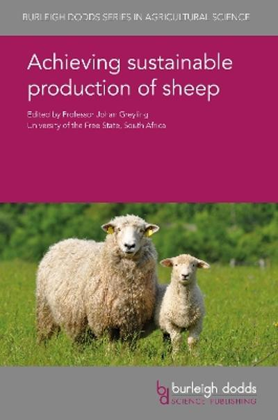Achieving Sustainable Production of Sheep - J. P. C. Greyling