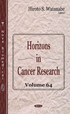 Horizons in Cancer Research -