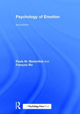Psychology of Emotion - Paula M. Niedenthal