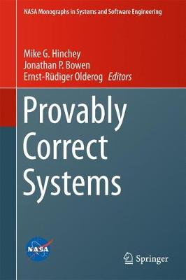 Provably Correct Systems - Mike Hinchey