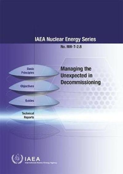 Managing the Unexpected in Decommissioning - International Atomic Energy Agency