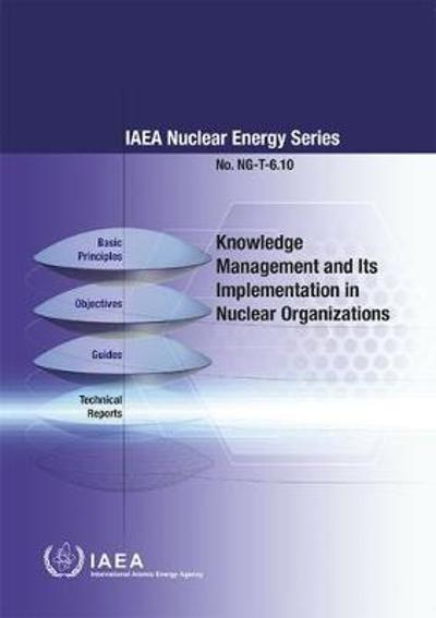 Knowledge Management and Its Implementation in Nuclear Organizations - International Atomic Energy Agency