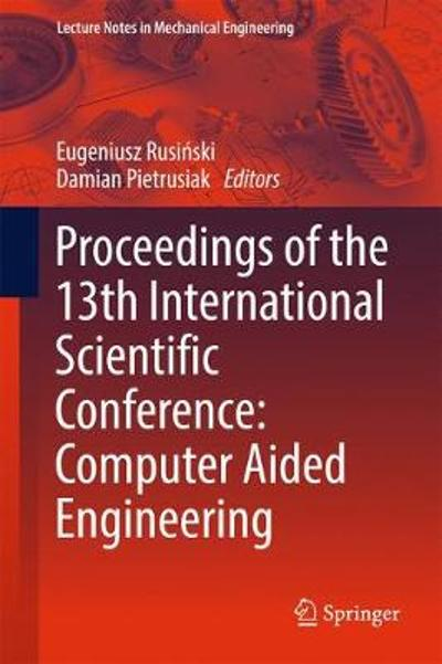 Proceedings of the 13th International Scientific Conference - Eugeniusz Rusinski