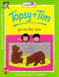 Topsy and Tim Go to the Zoo - Jean Adamson