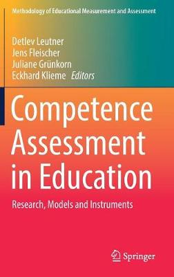 Competence Assessment in Education - Detlev Leutner