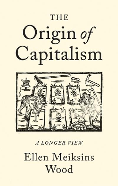 The Origin of Capitalism - Ellen Meiksins Wood