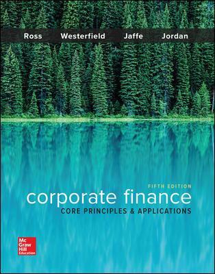 Corporate Finance: Core Principles and Applications - Stephen A. Ross