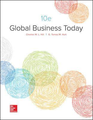 Global Business Today - Charles W. L. Hill