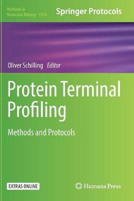 Protein Terminal Profiling - Oliver Schilling