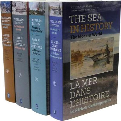 The Sea in History - set - Christian Buchet