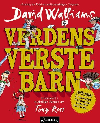 Verdens verste barn - David Walliams