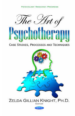 Art of Psychotherapy - Zelda Gillian Knight