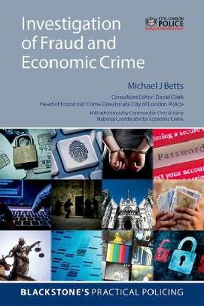 Investigation of Fraud and Economic Crime - Michael J Betts