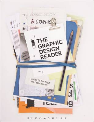 The Graphic Design Reader - Teal Triggs