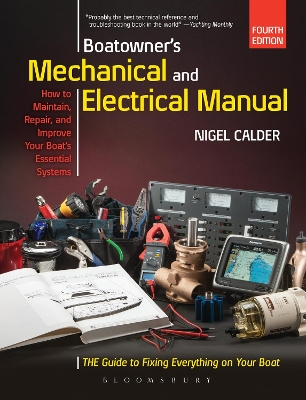 Boatowner's Mechanical and Electrical Manual - Nigel Calder