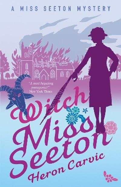 Witch Miss Seeton - Heron Carvic
