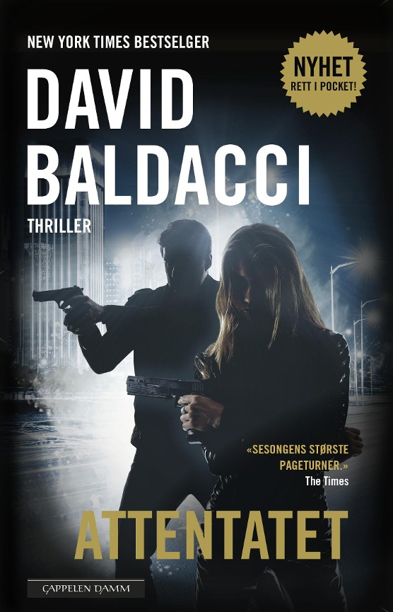 Attentatet - David Baldacci