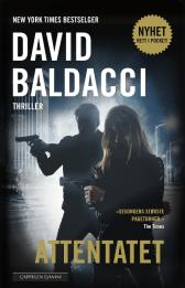 Attentatet - David Baldacci Roar Sørensen