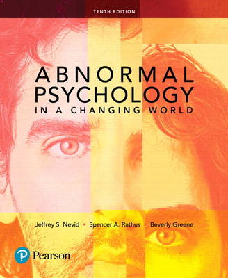 Abnormal Psychology in a Changing World - Jeffrey S. Nevid