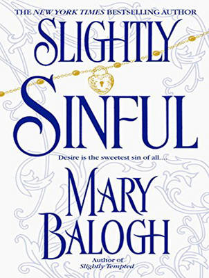 Slightly Sinful - Mary Balogh