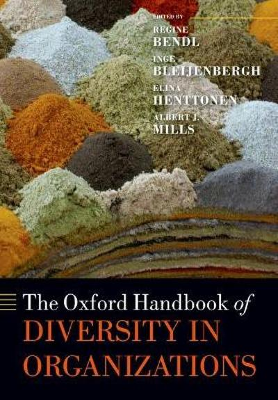 The Oxford Handbook of Diversity in Organizations - Regine Bendl