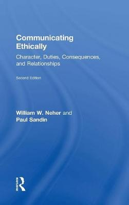 Communicating Ethically - William Neher