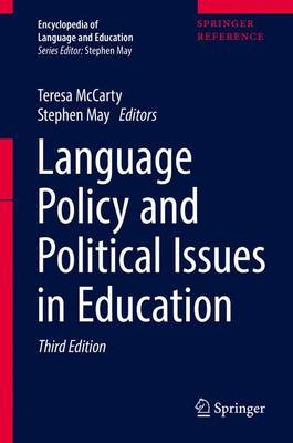 Language Policy and Political Issues in Education - Teresa McCarty