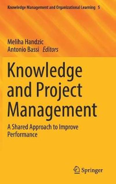 Knowledge and Project Management - Meliha Handzic